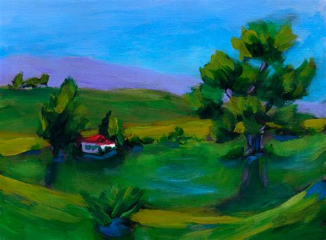 acrylic painting landscapes beginners acrylics painting landscape 101 how to