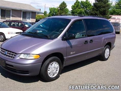 how petrol cars work 1998 plymouth grand voyager interior lighting 1998 plymouth grand voyager grants pass or used cars for sale featuredcars com