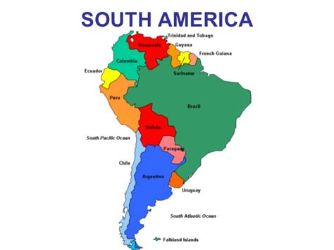 south american south america intro ppt