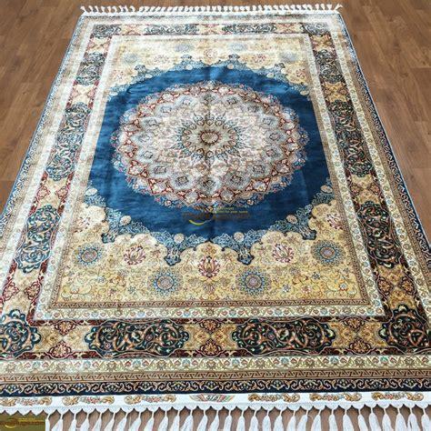 rugs silk silk rugs handmade silk carpets knotted silk
