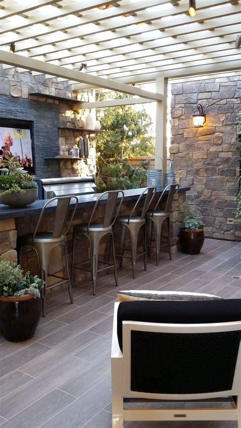 Island Style Kitchen Design 23 creative outdoor wet bar design ideas