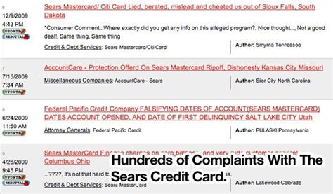 sears credit card make payment review sears mastercard the shocking 25 24 apr