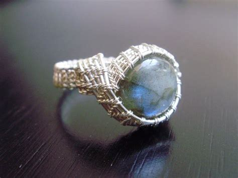 how to make cabochon jewelry 17 best ideas about wire wrapped rings on wire