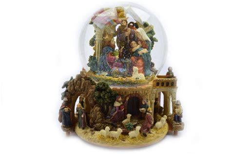 manger snow globe manger snow globe 28 images nativity snow globes shop