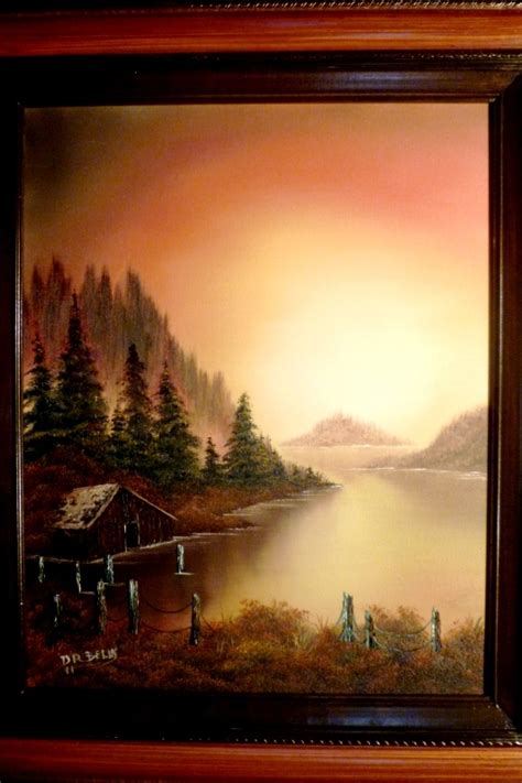 bob ross painting instructor classes don belik bob ross 174 painting classes 12 1 11 1 1 12