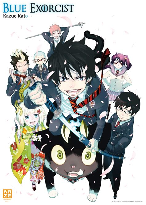 ao no exorcist exorcist ao no exorcist photo 25134489 fanpop