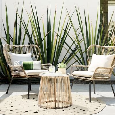small patio furniture sets small space patio furniture target