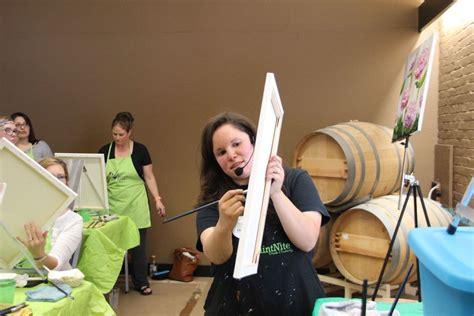 paint nite yakima event space yakima wa antolin cellars