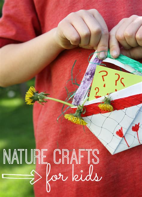 nature craft for nature crafts for my and
