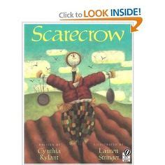descriptive picture books theme pumpkins scarecrows on scarecrows