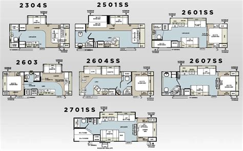 prowler cer floor plans fleetwood travel trailers floor plans 28 images 2008