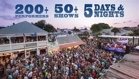 festival key west 22nd annual key west songwriters festival key west