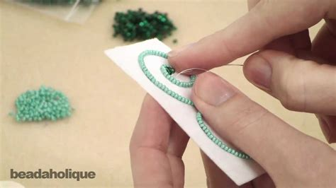 how to do beading how to do bead embroidery around free formed shapes