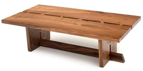 wooden modern furniture contemporary wood coffee table solid wood modern decor