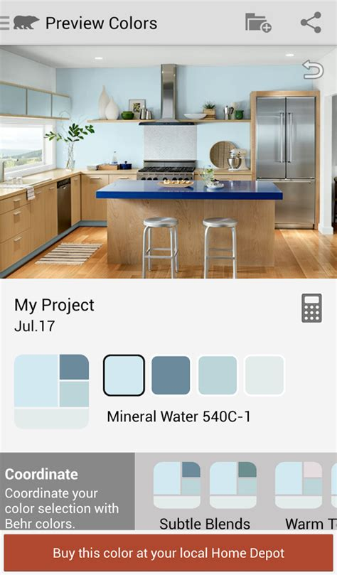 behr exterior paint colors brochure colorsmart by behr 174 mobile android apps on play