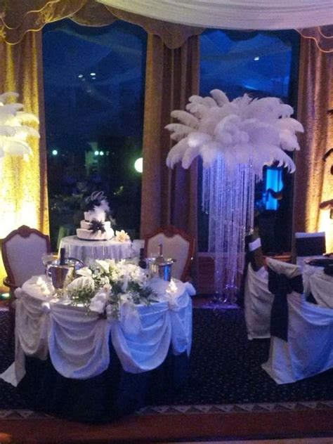 feathers for centerpieces feather centerpieces feather centerpiece rental for