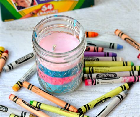 for kindergarteners to make 14 things to make with crayons and crafters