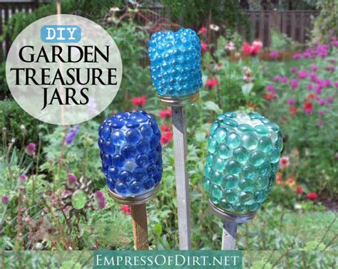gardening crafts for 8 things to make from glass pebbles