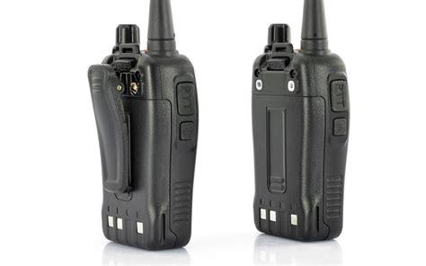 range walkie talkie set 3 5 km range uhf vox 110v ebay