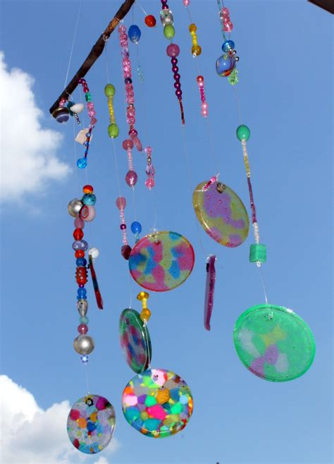 how to make suncatchers with plastic melted plastic suncatcher