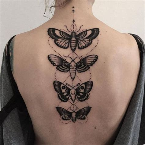 30 amazing moth tattoo designs amazing tattoo ideas