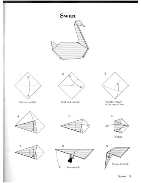 how to make origami swan 1000 ideas about origami swan on origami