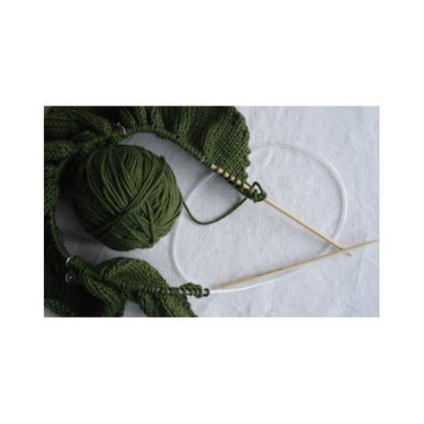 circular knitting needles 6mm 40cm bamboo circular knitting needle