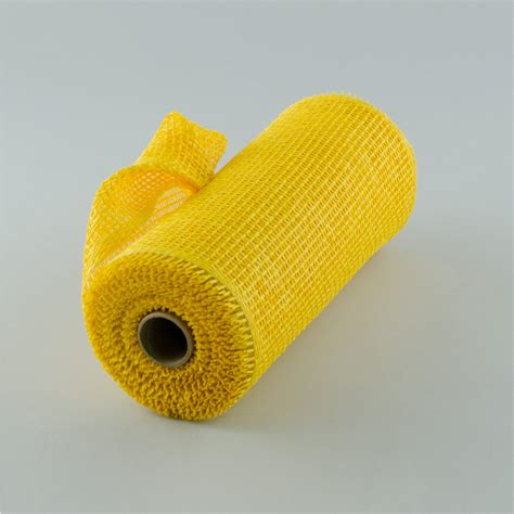 paper mesh craft 10 quot paper mesh roll yellow 10 yards rr800129