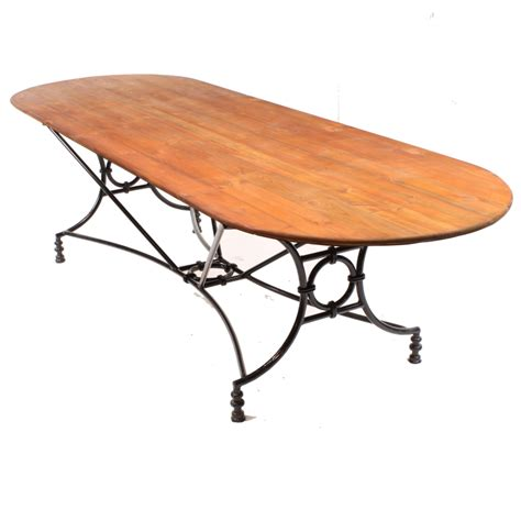 wrought iron patio dining table large wrought iron pine conservatory patio dining table