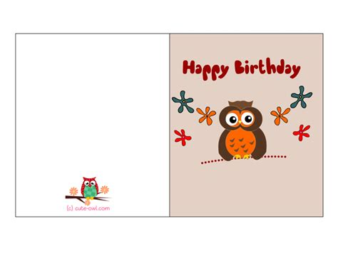 make free printable cards card invitation design ideas colorful happy birthday card