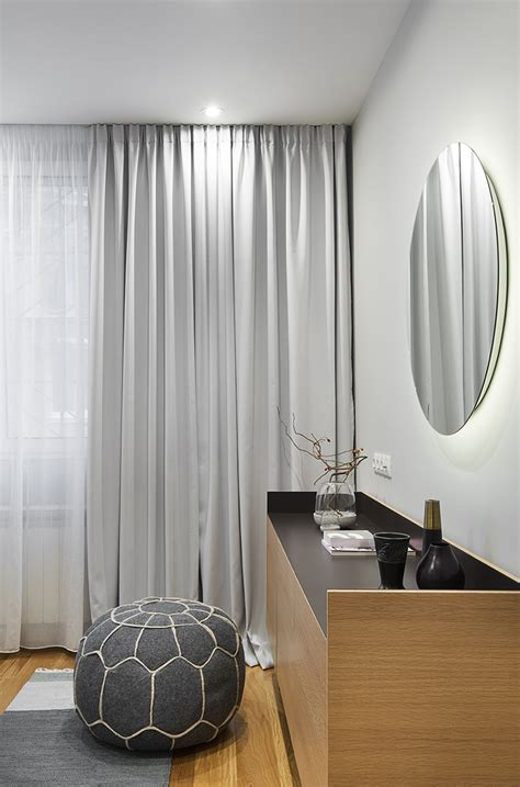 modern bedroom curtains small apartment design modern elegance by fimera