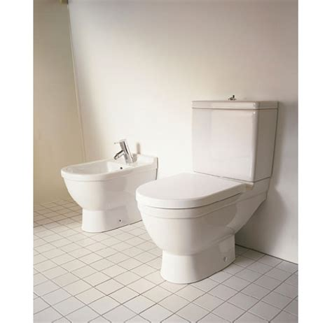 Duravit Toilet Accessoires by Duravit Starck 3 Close Coupled Toilet With Cistern Seat