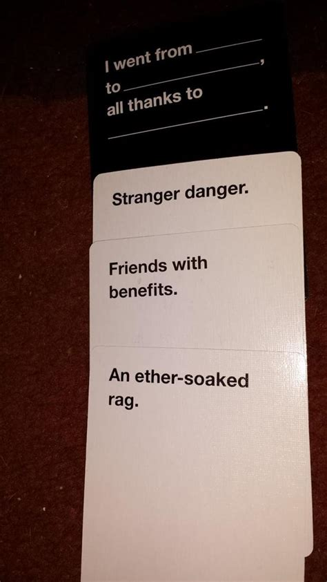 who makes cards against humanity the best of quot cards against humanity quot 20 pics