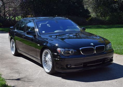 2007 Bmw Alpina B7 by One Owner 2007 Bmw Alpina B7 For Sale On Bat Auctions