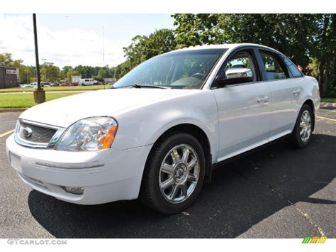 2007 Ford Five Hundred by 2007 Oxford White Ford Five Hundred Limited Awd 69997779
