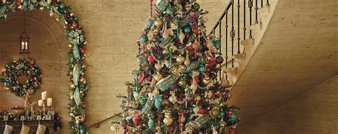 frontgate decorated trees the world s most beautiful trees home style