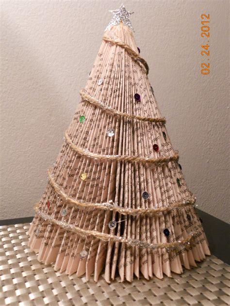 book tree craft paperback tree book tree crafts