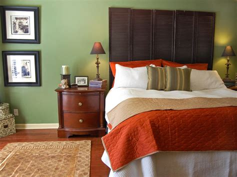 Earth Tone Color Wheel naturally sophisticated green hgtv
