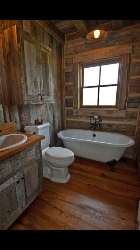 cabin bathroom ideas best 25 log cabin bathrooms ideas on cabin