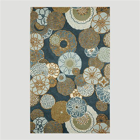 outdoor rugs world market disco indoor outdoor rug denim world market