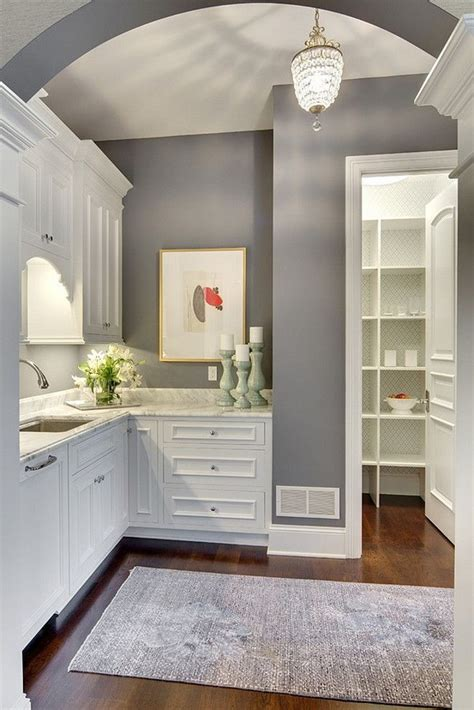 gray paint colors for kitchen walls 25 best ideas about grey kitchen walls on