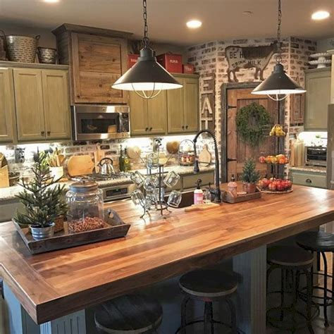 50 rustic kitchen decorating ideas coo architecture