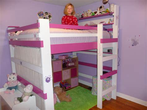 cool loft bed ideas comfortable loft beds for ideas furniture