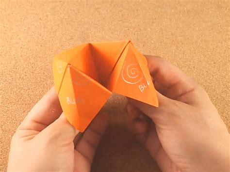 origami cootie catcher how to make a cootie catcher origami fortune teller 10