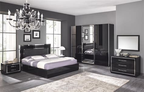 chambre adulte compl 232 te design stef coloris noir laqu 233 chambre adulte compl 232 te hcommehome