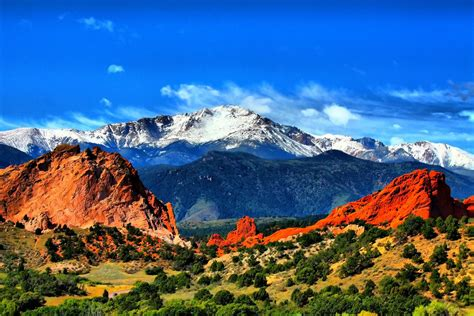 Garden Of The Gods To Pikes Peak Colorado Springs Co Eat This Poem
