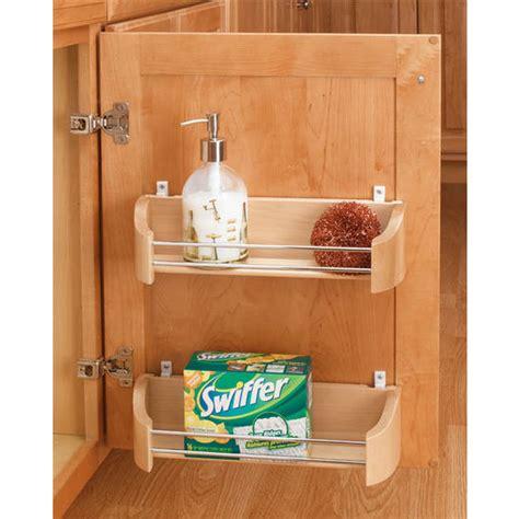 cabinet door storage trays cabinet organizers wooden door storage trays in 11 14