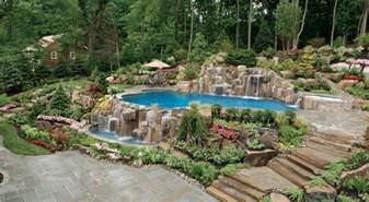 pool garden ideas delightful backyard garden ideas inside likable best