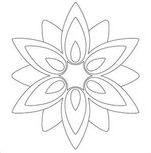 17 Paper Flower Templates Free Pdf Documents