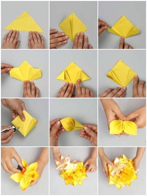 make easy origami flower this origami flower is a great project to try